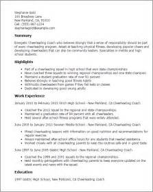 hockey coach resume cover letter football coach cover letter resume cv cover letter
