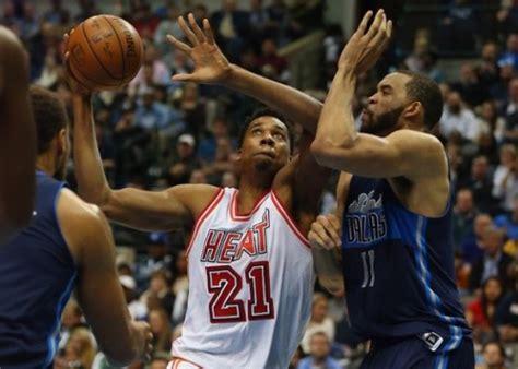 Miami Heat vs. Dallas Mavericks Game Recap: Whiteside ...