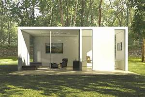 Prefab homes from Cover are designed by computer ...