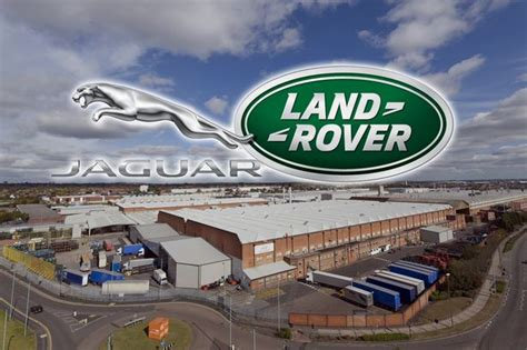 Key Vote At Jaguar Land Rover Suppliers Aims To Stop