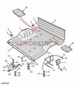 Rear Body Lower - Floor  U0026 Bulkhead