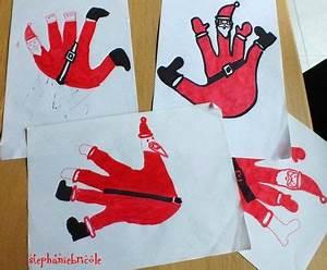 Dessin A Faire Sois Meme : tuto diy id e de dessin de no l pour les enfants faire un p re no l avec le contour de sa ~ Melissatoandfro.com Idées de Décoration