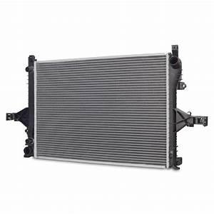 Volvo V70 2 4l  2 5l Replacement Radiator  Manual
