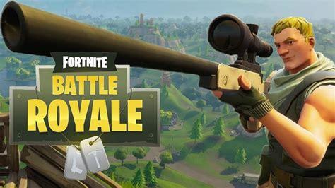 domina el rifle francotirador en fortnite br en  minutos
