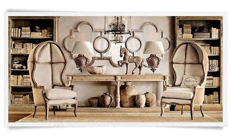 Country Dining Room Decorating Ideas Pinterest by A Deconstructed Home By Restoration Hardware Christina