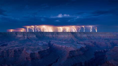 Wallpapers And Backgrounds Hd Lightning Landscape Desert Wallpapers Hd Desktop And