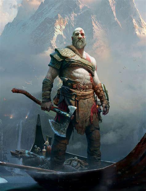 Kratos God Of War Wiki Fandom Powered By Wikia