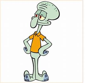 Squidward Q. Tentacles - SpongeBob Fanon Wiki - The ...