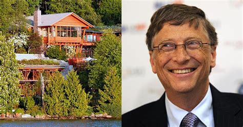 39 Rare Photos From Inside The Richest Man In The World's Home