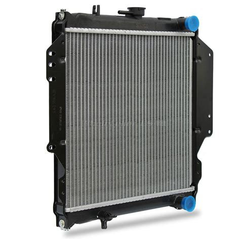 Suzuki Samurai Radiator by Car Radiator 208 For Suzuki Fits Samurai 1 3 L4 4cyl Ebay