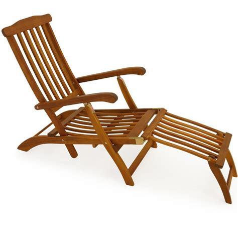 chaise longue en bois chaise longue transat bain de soleil pas cher meubles pas cher chaises longues discount