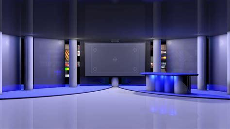 News studio background 3d » Background Check All