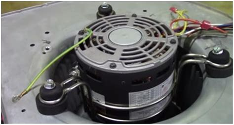 how to replace a furnace blower motor and capacitor hvac how to