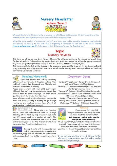 50 creative preschool newsletter templates tips ᐅ 667 | preschool newsletter template 06