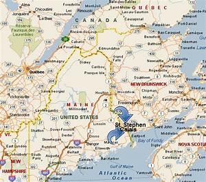 Korner Street Antiques - Regional Map