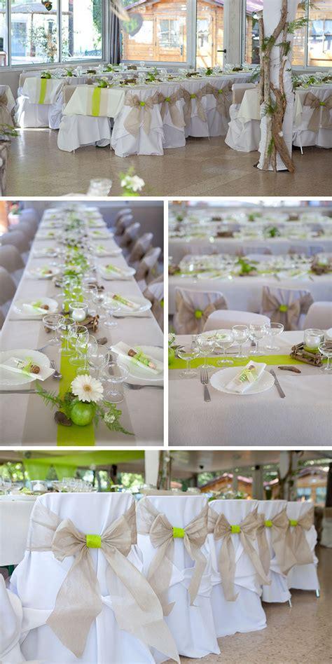 theme mariage en decoration