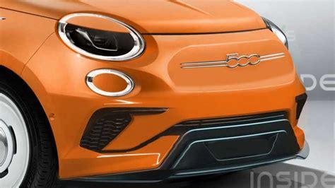 2020 Fiat 500e by Yeni 2020 Fiat 500e Hayali Tasarımı Render Fotoğrafları