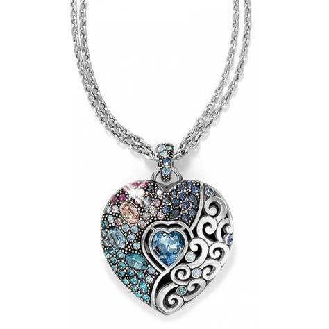 ecstatic heart ecstatic heart convertible necklace necklaces