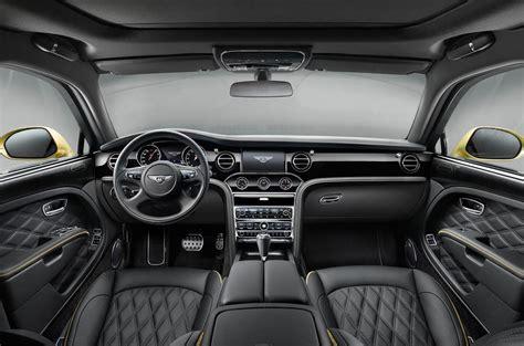 mulsanne bentley interior bentley mulsanne interior autocar