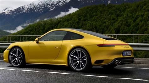 Porsche 911 Photo by New Porsche 911 992 2018