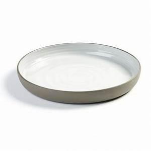 Assiette à Dessert Originale : assiette porcelaine originale haut de gamme vaisselle serax dusk ~ Teatrodelosmanantiales.com Idées de Décoration