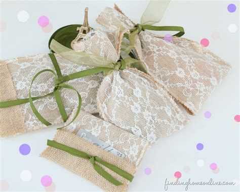 Gift Wrapping Ideas  No Sew Diy Gift Bag  Finding Home Farms