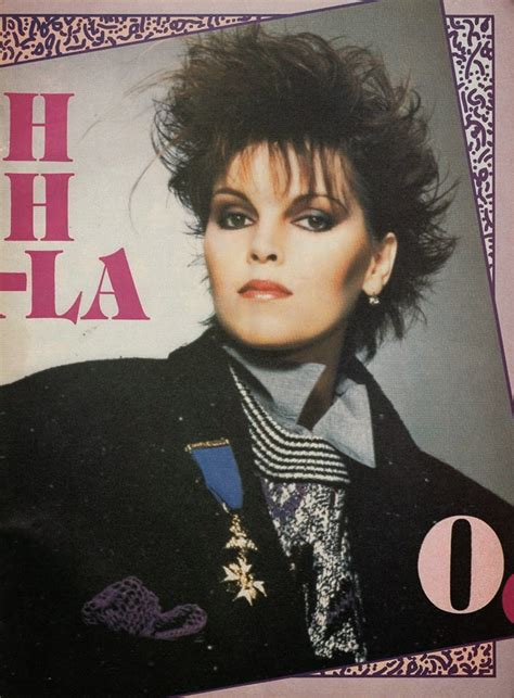 Top Of The Pops 80s: Pat Benatar Star Hits Interview 1985
