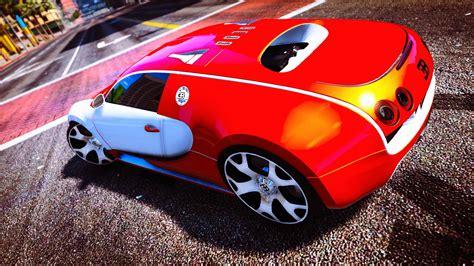 Bugatti Veyron [replace + Add-on + Tuning]