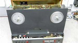 Revox A77 Recap And Overhaul By Tom Mccartney