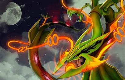 Pokemon Legendary Mega Rayquaza Form Poka Mon