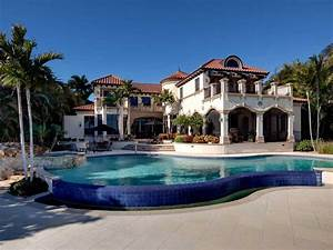 14000 Square Foot Naples Mansion With Magnificent Gated