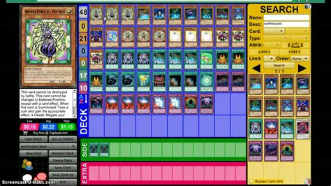 earthbound deck 2015 old build but broke youtube