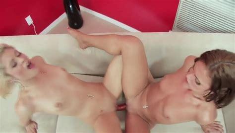 Lesbian Sluts Fucking Double Ended Dildo Porn Cb Xhamster