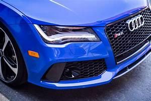 Audi Rs7 Triplets  Nagoro Blue  Estoril Blue And Sepang