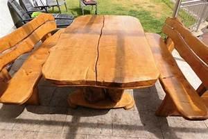 Holztisch Massiv Gebraucht : gartenm bel pflanzen garten gebraucht kaufen ~ Markanthonyermac.com Haus und Dekorationen