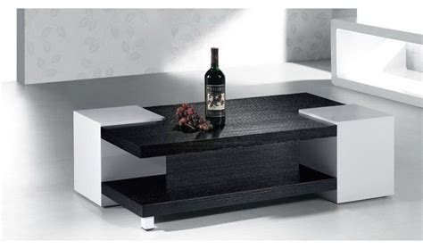High Gloss Black / White Coffee Table Kitchen Design In Tamilnadu How To A Layout 3 Room Flat Singapore Simple Software Home Depot Center Kerala Style Interior Designs Best Designer Tile Flooring