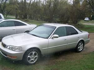 1997 Acura Tl - Trim Information
