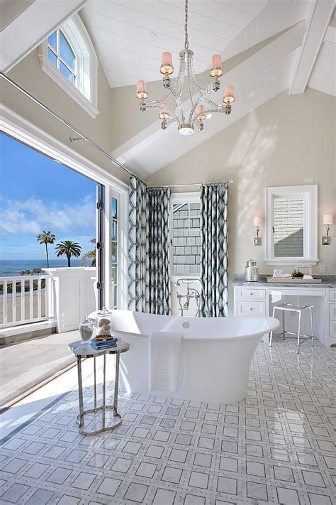spa like bathroom designs 20 luxurious bathrooms with a scenic view of the