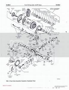 Dana 44 Diagram
