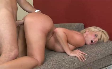 Milf With Fucking Hot Ass Karen Fisher Is Fucked In