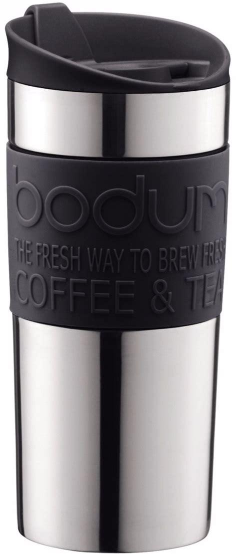 upright vacuum reviews bodum vacuum travel mug 0 35 l black crema