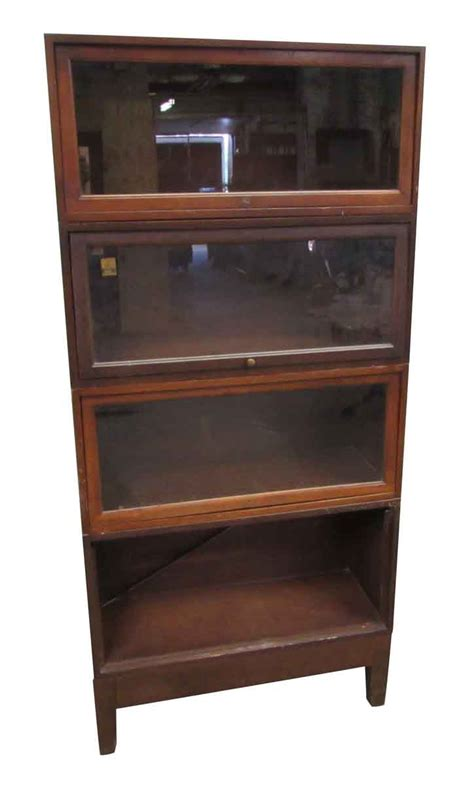 Bookcase Styles by Antique Barrister Style Bookcase Olde Things