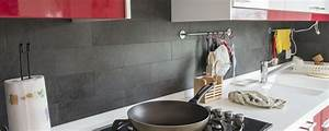 Credence Sur Carrelage : cr dence sur carrelage mural une bonne id e guide ~ Premium-room.com Idées de Décoration