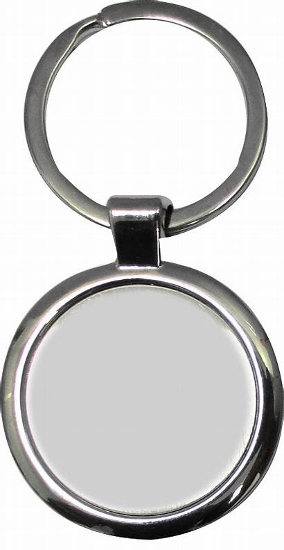 Round Metal Keychain Shape Key Chain Uae