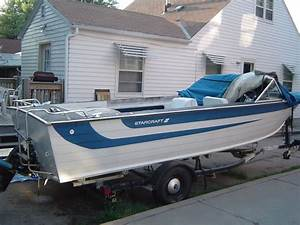 Aluminum Boats  Vintage Starcraft Aluminum Boats