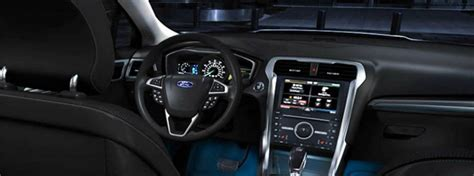ford push button start