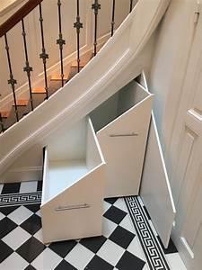 Unter Treppen Schrank : treppen schrank stauraum unter treppe klassisch ~ Michelbontemps.com Haus und Dekorationen