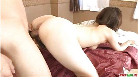 Maki Hojo Gets Cock To Devour Each Of Her Holes Porntube