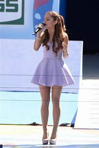 Dress: purple dress, ariana grande, lavender dress, purple ...