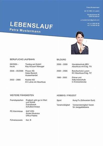 Lebenslauf Vorlage Schweiz Word Klassisch Ohne Tabellarischer